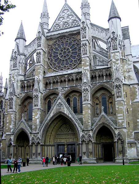 ��������� � ����������� (Westminster Abbey)