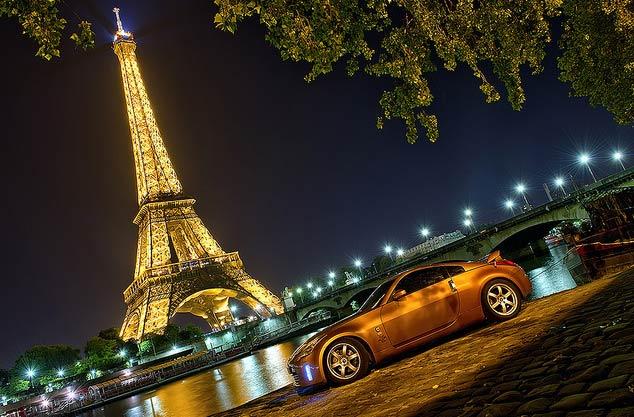 Азартний Париж